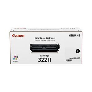 【純正品】 キヤノン(Canon) トナーカートリッジ ブラック 型番:カートリッジ322II(B) 単位:1個 h01