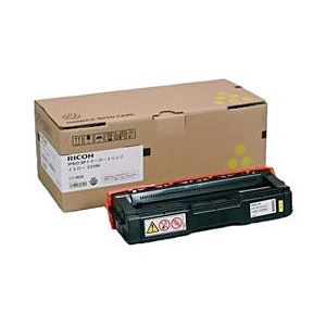 【純正品】 リコー(RICOH) トナーカートリッジ 大容量イエロー 型番:C310H 印字枚数:5000枚 単位:1個 h01