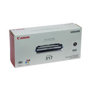 【純正品】 キヤノン(Canon) トナーカートリッジ ブラック 型番:カートリッジ317(B) 印字枚数:6000枚 単位:1個 h01