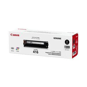 【純正品】 キヤノン(Canon) トナーカートリッジ ブラック 型番:カートリッジ416BK 印字枚数:23000枚 単位:1個 h01