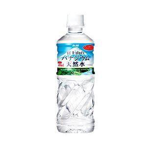 【まとめ買い】アサヒ 富士山のバナジウム天然水 1箱(530ml×24本)