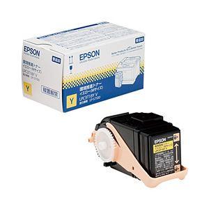 エプソン(EPSON) トナーカートリッジ 純正品(環境推進) イエロー 型番:LPC3T18YV 印字枚数:6500枚 単位:1個 h01