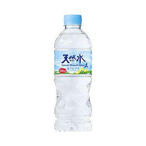 【まとめ買い】サントリー 天然水 南アルプス 箱売 1箱(550ml×24本)
