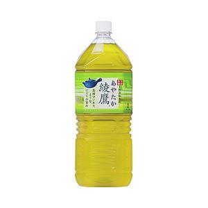 コカ・コーラ 綾鷹 上煎茶 1箱(2L×6本)
