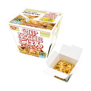 日清食品 日清カップヌードルごはん 1箱(98g×6食)