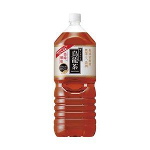 【まとめ買い】サントリー 烏龍茶 ペットボトル 2L×12本 2ケース