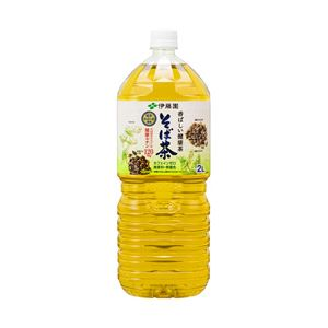 伊藤園 韃靼そば茶 箱売 1箱(2L×6本)