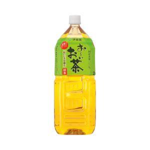 伊藤園 お〜いお茶 緑茶 箱売 1セット(2L×12本)