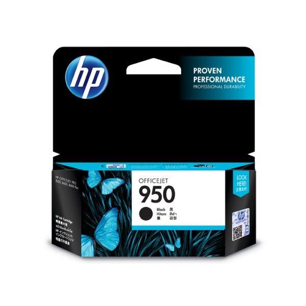 【純正品】 HP対応 インクカートリッジ ブラック 1個 型番:CN049AA (HP950L)f00