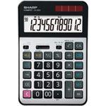 シャープ 実務電卓 12桁 1個 型番:CS-S952-X