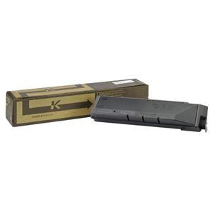【純正品】 KYOCERA対応 トナーカートリッジ ブラック 印字枚数:30000枚 1個 型番:TK-8601K h01
