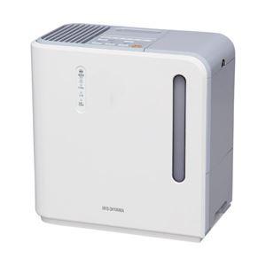アイリスオーヤマ 気化ハイブリッド式加湿器(イオン無) グレー EHH-500-H 1台