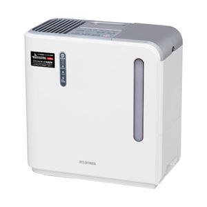 アイリスオーヤマ 気化ハイブリッド式加湿器(イオン有) シルバー EHH-500Z-S 1台