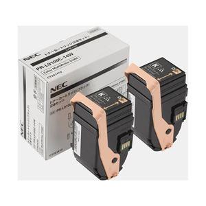 NEC トナーカートリッジ ブラック 型番:PR-L9100C-14W 印字枚数:5000枚×2個 単位:1箱(2個入り) h01