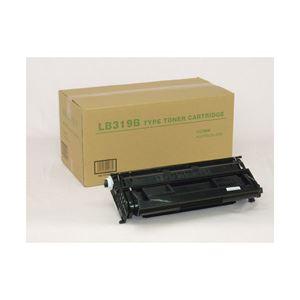 汎用タイプ トナーカートリッジ 富士通適合 型番:LB319Bタイプ汎用 印字枚数:10000枚 単位:1個 h01