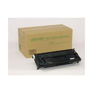 汎用タイプ トナーカートリッジ 富士通適合 型番:LB318Bタイプ汎用 印字枚数:15000枚 単位:1個 h01