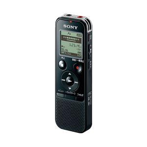 SONY(ソニー) ステレオICレコーダー(型番:ICD-PX440) ブラック 1台 ICD-PX440 - 拡大画像