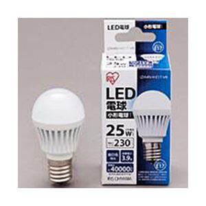 LED電球 小形 230lm 昼白色 E17口金 1個 型番:LDA4N-H-E17-V8 LDA4N-H-E17-V8