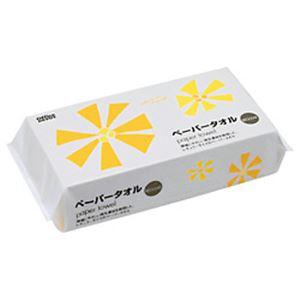 (業務用セット)(ペーパータオル)ペーパータオルレギュラーサイズ1パック(200枚)【×30セット】