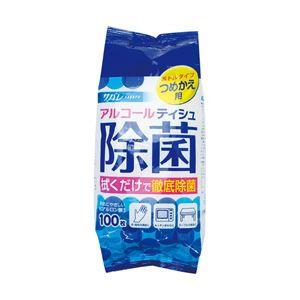 (業務用セット)パンレックス除菌ボトル詰替用1パック(100枚)【×10セット】