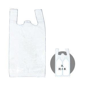 (業務用セット) レジ袋(半透明) 100枚入 L 【×10セット】