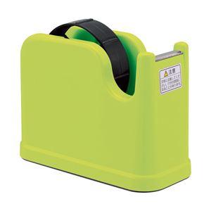 (業務用セット) テープカッター グリーン NTC-201G 【×10セット】