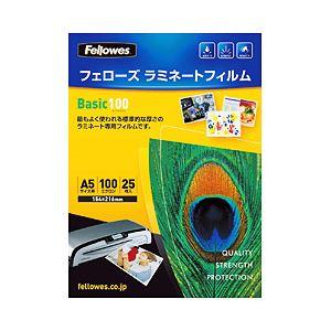 (業務用セット) フェローズ ラミネートフィルム A5 1パック(25枚) 【×10セット】