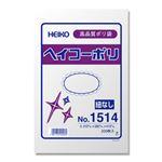 (業務用セット) ポリエチレン袋 薄口タイプ200枚入NO.14 41cmx28cm 【×10セット】