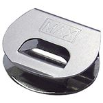 (業務用セット) マックス Gui CLIP(グイクリップ) シルバー 1パック(100個) 【×10セット】