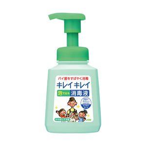 (業務用セット)LIONキレイキレイ薬用泡で出る消毒液本体1本(250ml)【×5セット】