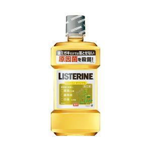 (業務用セット)ジョンソン&ジョンソン薬用リステリン1本(500ml)【×5セット】