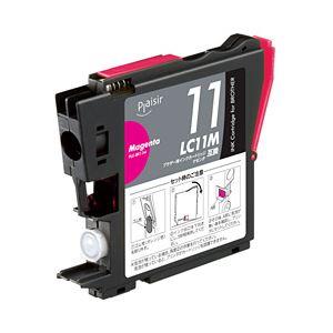 (業務用セット) ブラザー インクカートリッジ マゼンタ 汎用 LC11M対応 単位:1個 【×5セット】 h01
