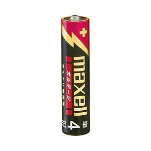 (業務用セット)日立マクセルアルカリ乾電池ボルテージ単4形1パック(12本)【×5セット】