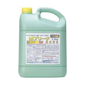 (業務用セット) Mブリーチ 5.5kg 【×5セット】