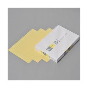 (業務用セット) APPJ カラーペーパー クリーム B4冊 500枚 型番:CPY003 【×3セット】 h01