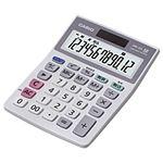 (業務用セット) カシオ(CASIO) 小型電卓 12桁 縦14.5×横10.3×厚さ3.0cm MW-12A-N 1個 【×3セット】