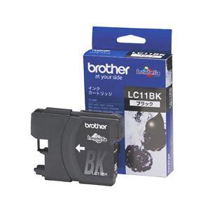 (業務用セット) ブラザー インクカートリッジ ブラック 型番:LC11BK 単位:1個 【×3セット】 h01