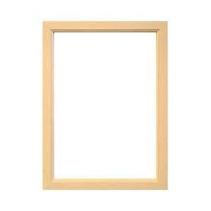 (業務用セット) 木製軽量賞状額縁 木地 A3 【×3セット】