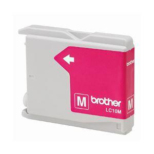 (業務用セット) ブラザー インクカートリッジ マゼンタ 型番:LC10M 単位:1個 【×3セット】 h01