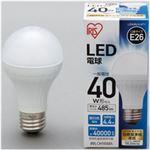 (業務用セット) LED電球 昼白色 1個 型番:LDA4N-H-4T1 【×3セット】