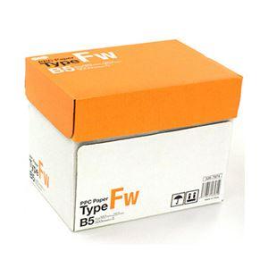 (業務用セット) 高白色コピー用紙 PPC Paper Type FW B5 1箱(500枚×5冊/2500枚) 【×3セット】 h01