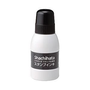 (業務用セット)スタンプ台補充インク黒(大)【×6セット】