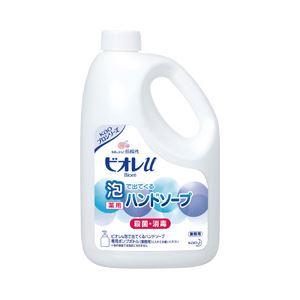 (業務用セット)花王ビオレU泡で出てくるハンドソープ業務用2L【×3セット】