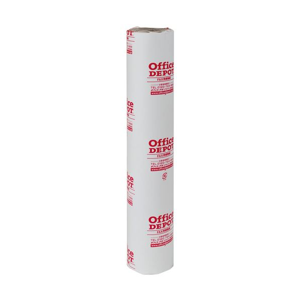 (業務用セット) FAX用高感度感熱紙B4 幅257mm×長さ30m 芯径:1.0インチ 1箱(6本) 【×3セット】f00