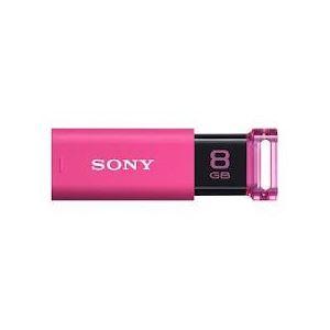 (業務用セット) ソニー USBメモリーTシリーズ ピンク 8GB 1個 型番:USM8GU P 【×3セット】 h01