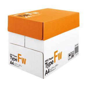 (業務用セット) 高白色コピー用紙 PPC Paper Type FW A4 1箱(500枚×5冊/2500枚) 【×3セット】