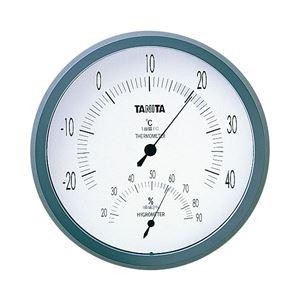 (業務用セット)タニタ温湿度計1個【×2セット】