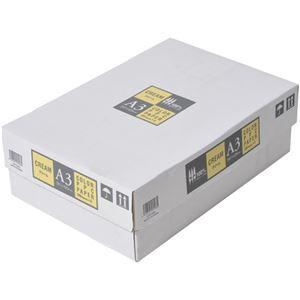 APPJ カラーペーパー クリーム A3箱 500枚×3冊 型番:CPY002ハコ