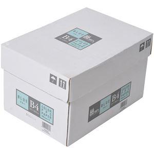 APPJ カラーペーパー ブルー B4箱 500枚×5冊 型番:CPB003ハコ