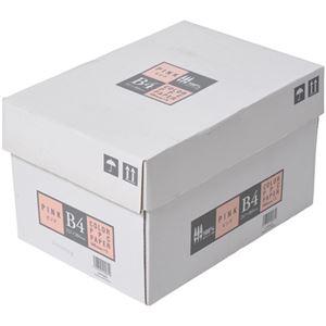 APPJ カラーペーパー ピンク B4箱 500枚×5冊 型番:CPP003ハコ